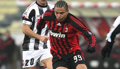 Ronaldo überraschte seine Fans mit dem neuen Afro-Look (Foto: Divulgação)