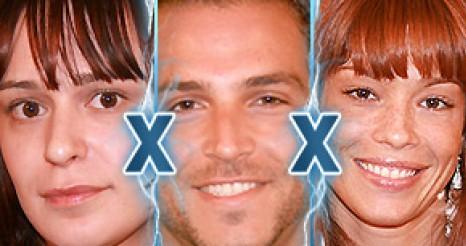 Bianca, Fernando und Thalita stehen sich im Duell gegenüber. Doch sie müssen auf die Zuschauer vertrauen. Ein Kandidat wird am Dienstag aus dem Haus gewählt. (Foto: bbb.globo.com)
