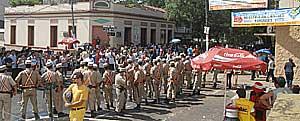 Notstand in Paraguay: Menschen demonstrierten die Menschen wegen fehlender Impfstoffe gegen Gelbfieber (Foto: abc.com.py)