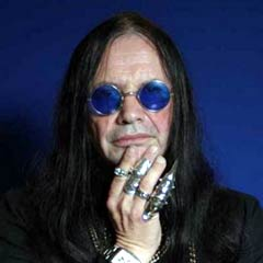 Herr Osbourne hat die besten Jahre hinter sich. Nun will er Brasilien nochmals einheizen