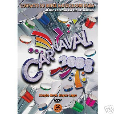 carnaval dvd