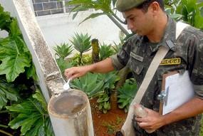 Das Militär wird die Behörden nun bei der Eindämmung der Dengue - Epidemie in Rio de Janeiro unterstützen (Foto: ABr)