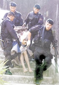 Brasilien leidet unter zunehmender Polizeigewalt (Foto: Divulgação)