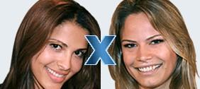 Wer kommt neben Rafinha ins Finale: Gyselle oder Natália? (Foto: bbb.globo.com)