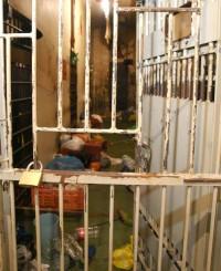 In brasilianischen Gefängnissen herrschen katastrophale Zustände (Foto: Divulgação)