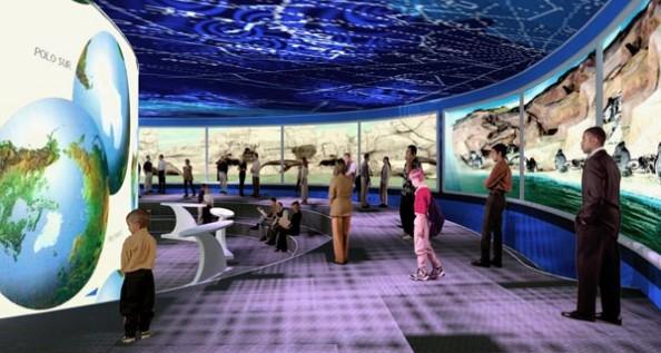 In Rio de Janeiro soll das grösste Aquarium Südamerikas entstehen (Foto: Divulgação)