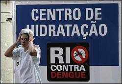 Rio de Janeiro kämpft weiter gegen das Dengue-Fieber (Foto: ABr)
