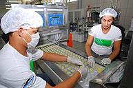 In Acre produzieren 150 Mitarbeiter Kondome aus Naturkautschuk (Foto:ABr)