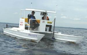 Bald können Touristen auf solarbetiebenen Booten ganz ökologisch den Amazonas erkunden (Foto:Seisui)