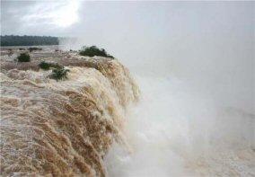 Wasserfälle Foz do Iguacu