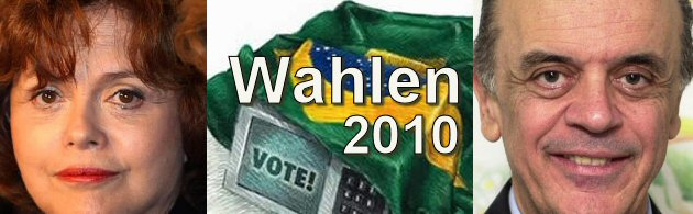 Wahlen in Brasilien 2010
