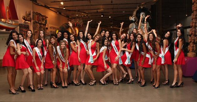 Miss Brasil 2010 Wide