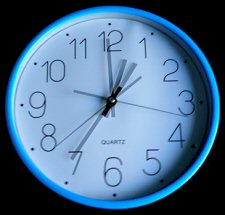 Zeitumstellung Uhr