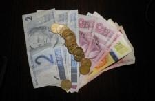 Real - Geldscheine Brasilien