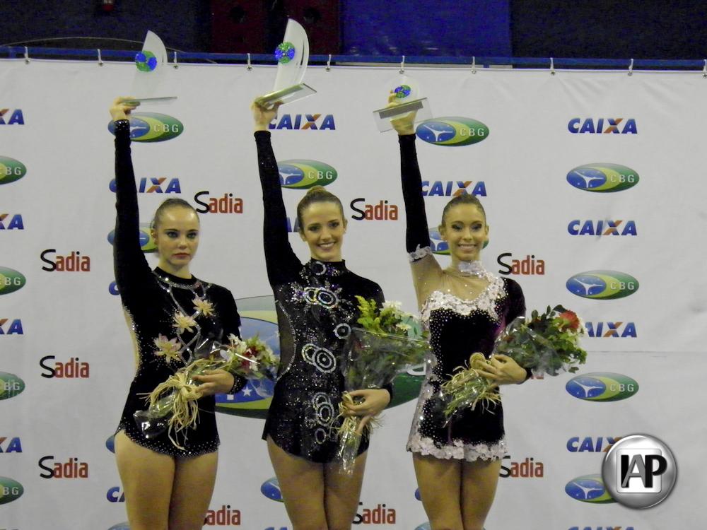 Trofeu Brasil 2012 - Rhythmische Sportgymnastik