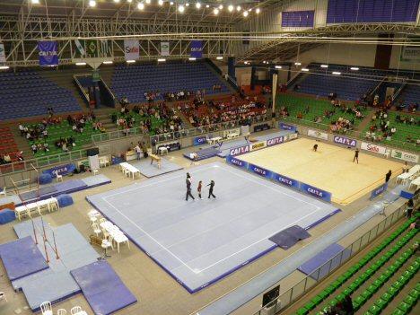 Sporthalle Toledo