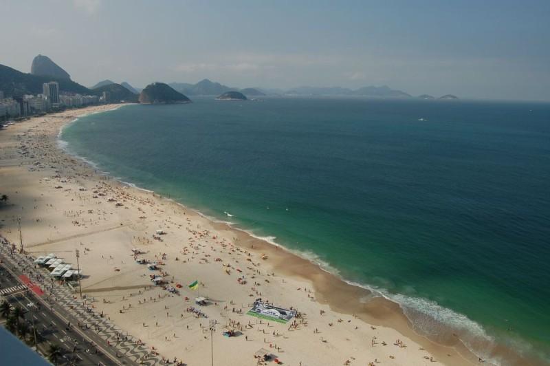 Avaaz Copacabana (Foto: Luiz Ferreira / IAPF)