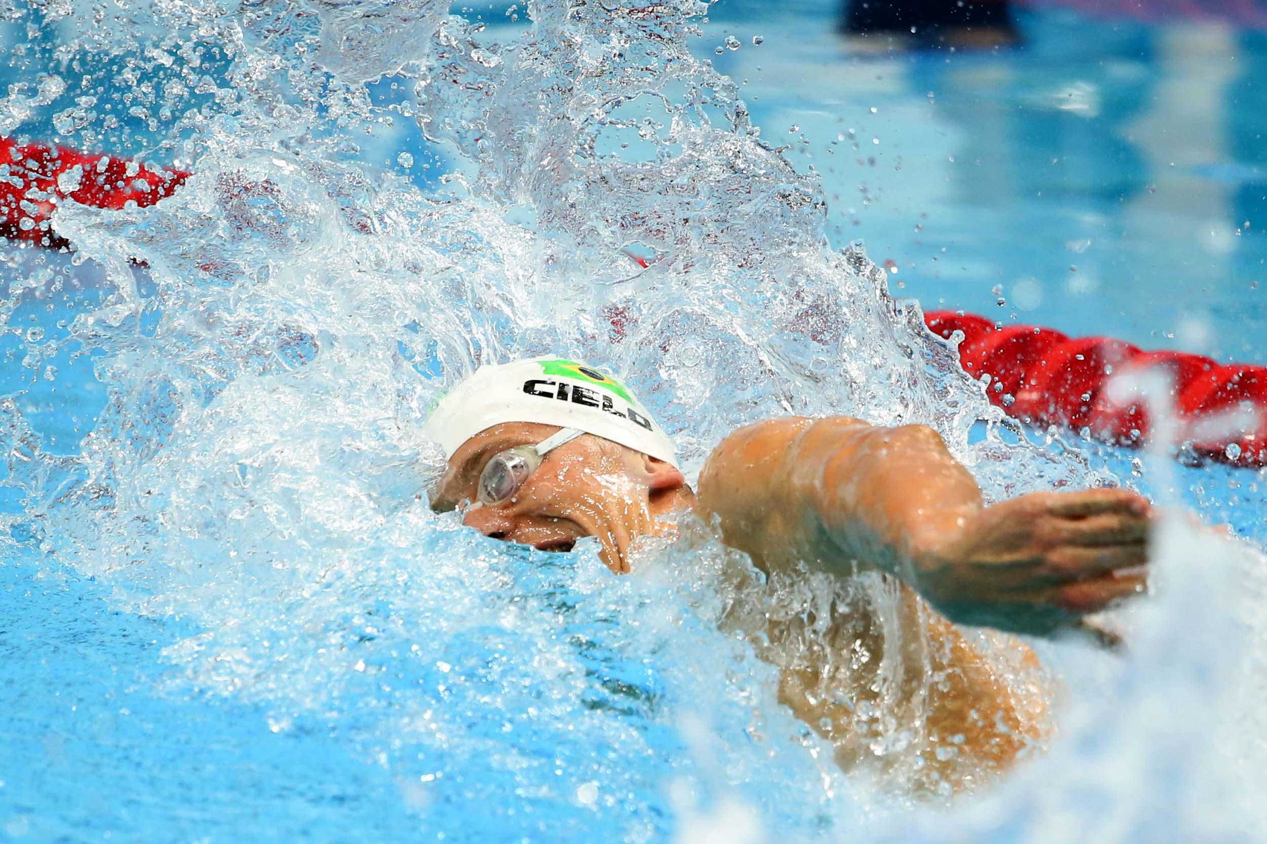 Cesar Cielo, Olympiade 2012