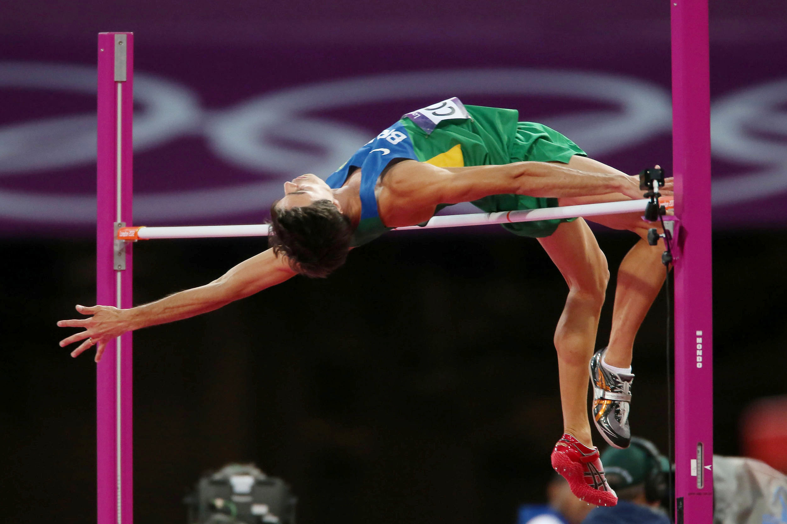 Londres 2012, Atletismo