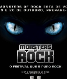 Monsters of Rock kehrt nach Brasilien zurück