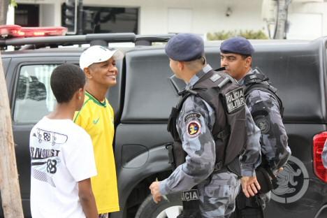 polizei-fussball