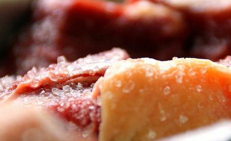 salz-fleisch