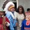 Brasiliens Indios diskutieren Zukunftsfragen bei UN-Weltkonferenz