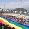 Gay-Parade an der Copacabana von zahlreichen Raubüberfällen überschattet