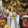 Karneval 2015: Vai-Vai gewinnt einmal mehr Samba-Paraden von São Paulo
