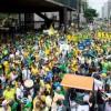 Brasilien: Hunderttausende fordern bei Demonstrationen Rücktritt Dilma Rousseffs