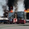 Großbrand in Tanklager sorgt für massives Fischsterben im Hafen von Santos