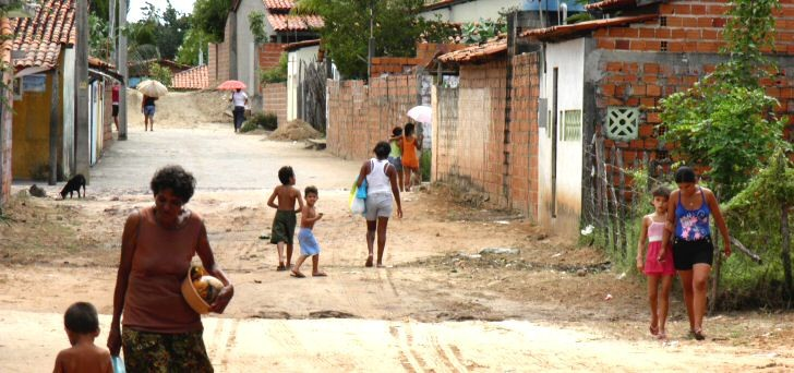 Armut In Brasilien