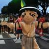 """Internationale Indigene Spiele: Maskottchen """"Kaly"""" repräsentiert Ureinwohner Brasiliens"""