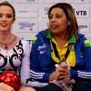 Rhythmische Sportgymnastik: Natalia Gaudio sichert sich Olympia-Ticket