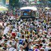 Straßenkarneval Brasiliens zieht Massen an