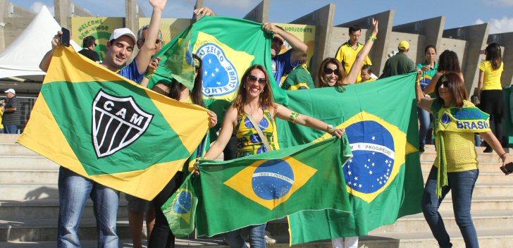 brasilien-fussball