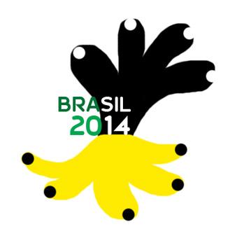 Logoentwurf zur Fussball WM 2014 - 6