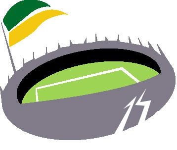 Logoentwurf zur Fussball WM 2014 - 7