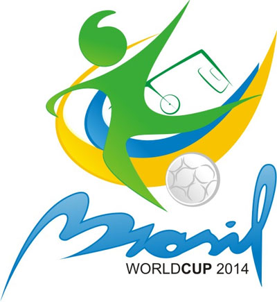 Logoentwurf zur Fussball WM 2014 - 10