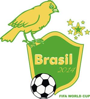 Logoentwurf zur Fussball WM 2014 - 14