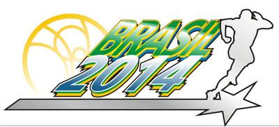 Logoentwurf zur Fussball WM 2014 - 15