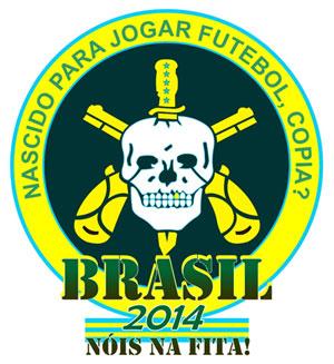 Logoentwurf zur Fussball WM 2014 - 17