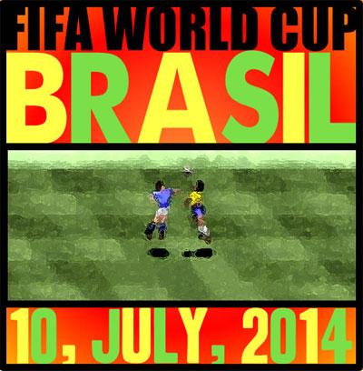 Logoentwurf zur Fussball WM 2014 - 24