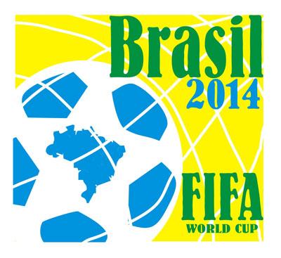 Logoentwurf zur Fussball WM 2014 - 25
