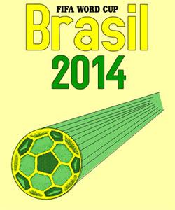 Logoentwurf zur Fussball WM 2014 - 34