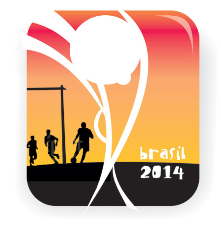 Logoentwurf zur Fussball WM 2014 - 36