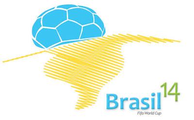 Logoentwurf zur Fussball WM 2014 - 39