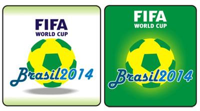 Logoentwurf zur Fussball WM 2014 - 40
