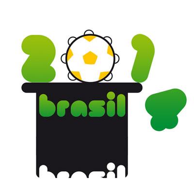Logoentwurf zur Fussball WM 2014 - 43