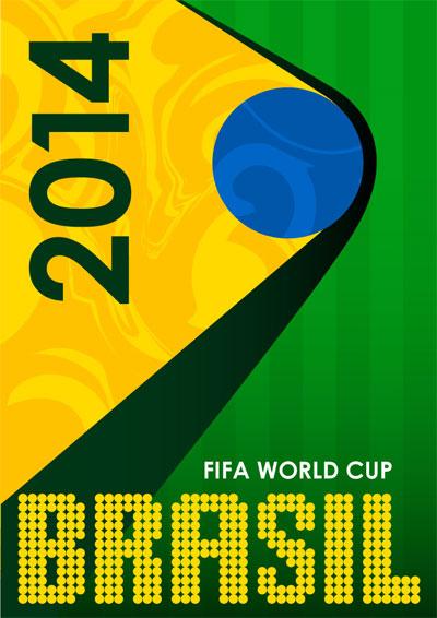 Logoentwurf zur Fussball WM 2014 - 51